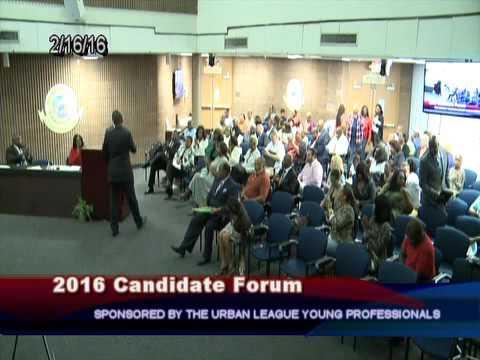 2016 City of Riviera Beach Candidate Forum