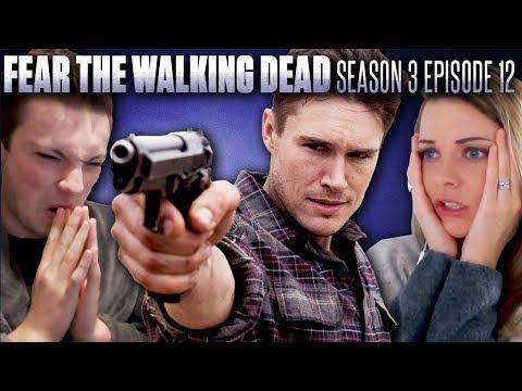 """Fear the Walking Dead, Season 3 Episode 12 """"Brother"""