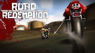 Road Redemption - Перый взгляд. ОБЗОР ✅ Gameplay ● Walkthrough ● PC