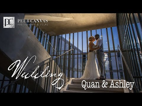 Milwaukee War Memorial Wedding Video By Peer Canvas Photography Quan And Ashley