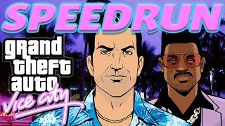GTA Vice City Speedrun - Any% No SSU