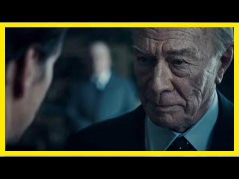 Latest News 365 - ' all the money in the world ' is christopher plummer's new trailer