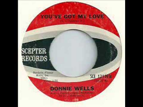 donnie wells - you've got my love - sceptre.wmv