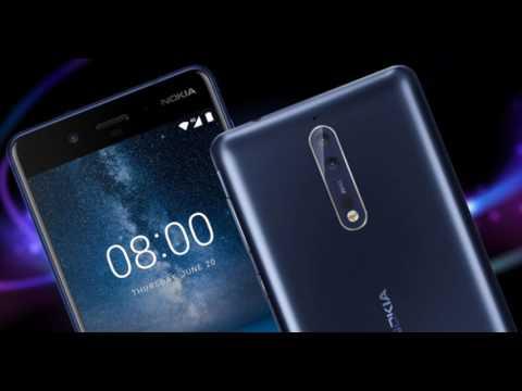 หลุดสเปคล่าสุด Nokia 8 มาพร้อมกล้องคู่ และ Snapdragon 835 !!