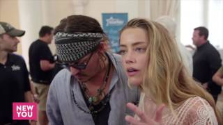 Johnny Depp's Family Hated Amber Heard as He Rejects Spousal Support in Divorce