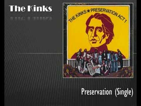 Клип The Kinks - Preservation