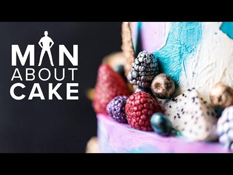 Smoothie Bowl Cake   Man About Cake