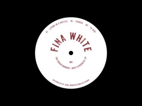 The Organ Grinder - Living In A Bottle (FINAWHITE004)