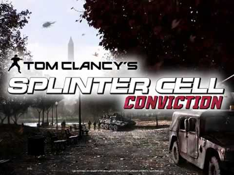 Michael Nielsen   Kaveh Cohen-Airfield Splinter Cell Conviction Theme Song