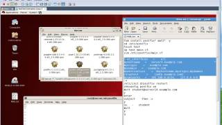 Redhat mail server bangla tutorial, Redhat mail server postfix bangla, Redhat 6 mail  server bangla