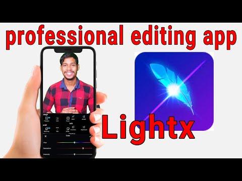 LightX Photo Editor & Photo Effects Professional Editing App /Aaura Technical
