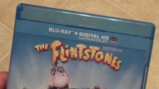 The Flintstones Blu-Ray Unboxing