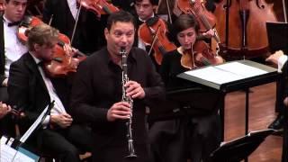 Clarinet Concerto, K. 622 - W. A. Mozart (1756-1791)