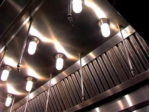 kitchen fire suppression youtube. Black Bedroom Furniture Sets. Home Design Ideas