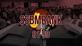 The SSBMRank 2017 Combo Video - Part 2: 81-90