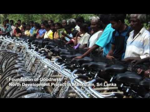 Sri Lanka North Development Slideshow