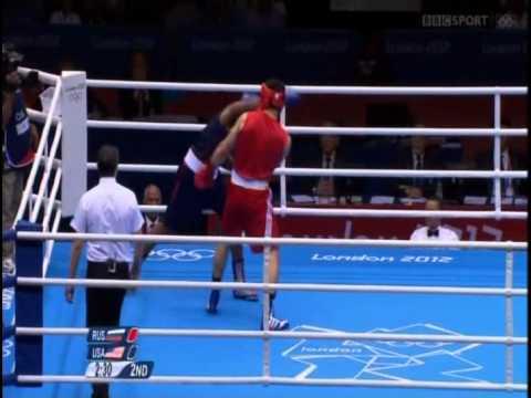 Michael Hunter (USA) vs Artur Beterbiev (Rus) - Heavyweight.avi