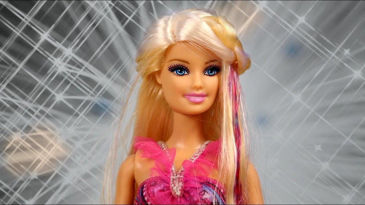 Color Design Salon Barbie Studio Fryzjerskie 2 W 1 Barbie