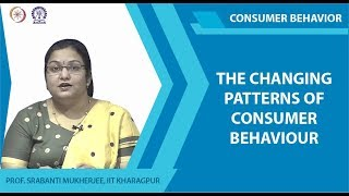 The Changing Patterns of Consumer Behaviour
