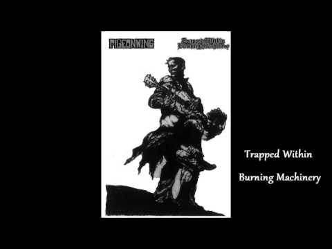 Trapped Within Burning Machinery - Drughammer