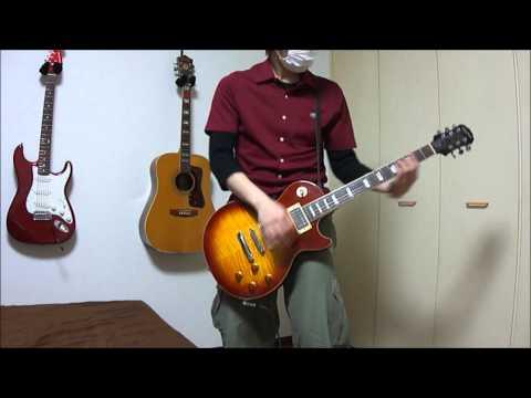 【ギター】ONE OK ROCK Smells Like Teen Spirit【弾いてみた】( nirvana cover)