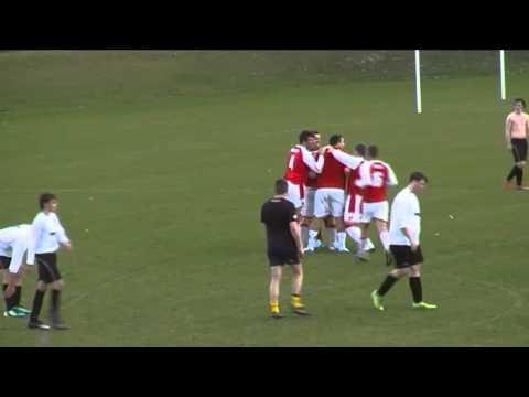Lee Beard Goal Vs MK Dons Fans