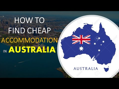 Tips To Find Accommodation In Australia | How To Find Accommodation In Australia
