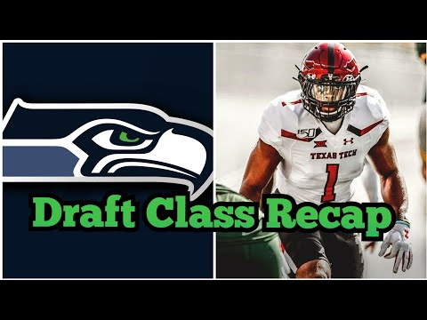 Seattle Seahawks Draft Class Recap - NFL Draft 2020