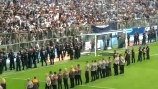 1860 München vs Jahn Regensburg POLIZEI GROßEINSATZ beim Fußball