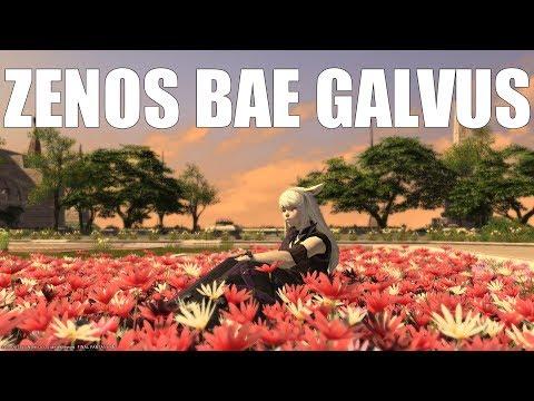 Zenos BAE Galvus [FFXIV Funny][Stormblood MSQ Spoilers]