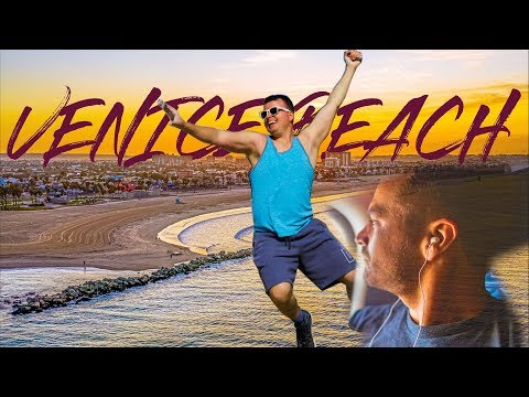 Cinematic Travel Vlog | Venice Beach, California