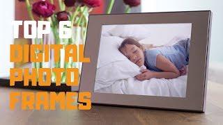 Best Digital Photo Frame in 2019 - Top 6 Digital Photo Frames Review