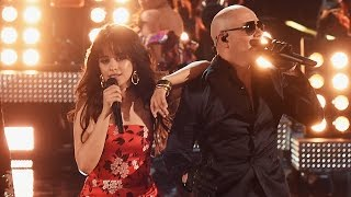 Camila Cabello,  J Balvin y Pitbull Ponen a Todos a Bailar en MTV Movie & TV Awards 2017