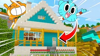 Minecraft : I FOUND GUMBALLS HOUSE IN MINECRAFT (Ps3/Xbox360/PS4/XboxOne/PE/MCPE)