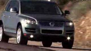 2008 Volkswagen Touareg 2 V8   Full Test   Edmunds.com