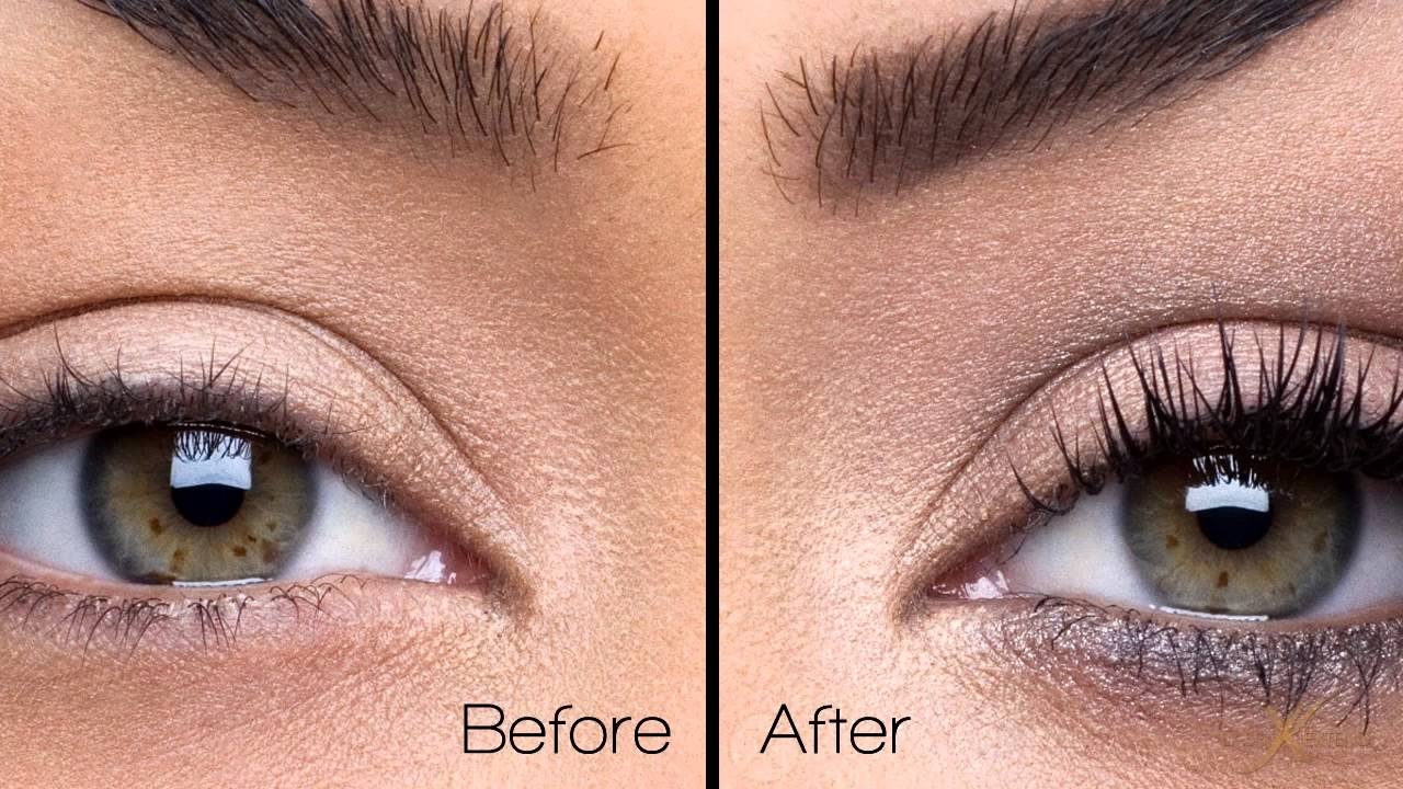 Mink Eyelash Extensions Wimperextensions Youtube