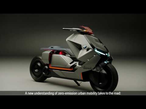 BMW Concept Link - electric scooter