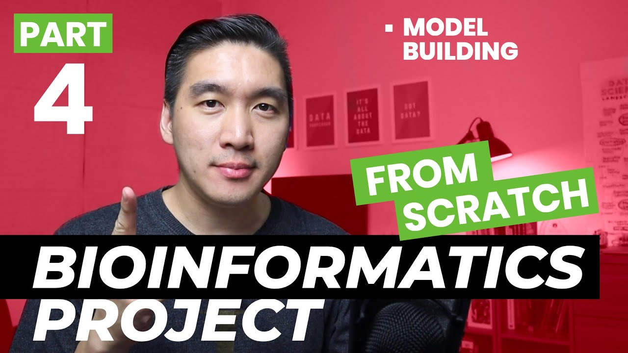 Bioinformatics Project from Scratch - Drug Discovery Part 4 (Model Building)