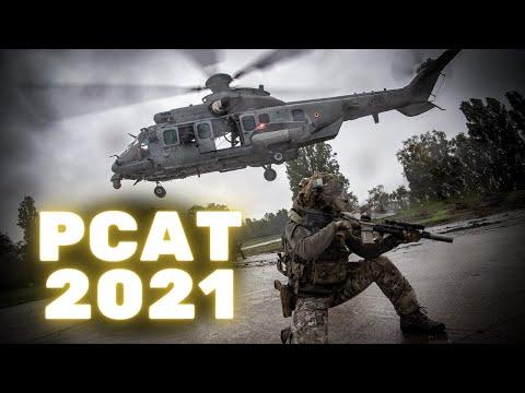 Présentation des capacités de l'armée de Terre 2021