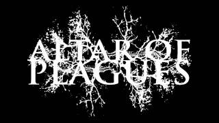 Altar Of Plagues - Through The Collapse: Watchers Restrained [HD]