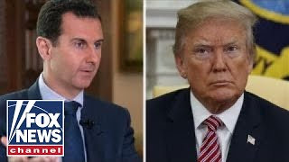 Will Trump assemble a coalition to respond to Assad?