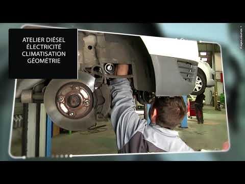 Distribution de pièces détachées automobile, poids lourds à Lanester Groupauto SEDEA