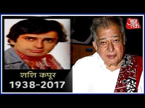 Veteran Actor Shashi Kapoor Passes Away At The Age Of 79 Yrs