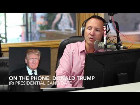 The Moon Griffon Show: Jeff Landry Interviews Donald Trump