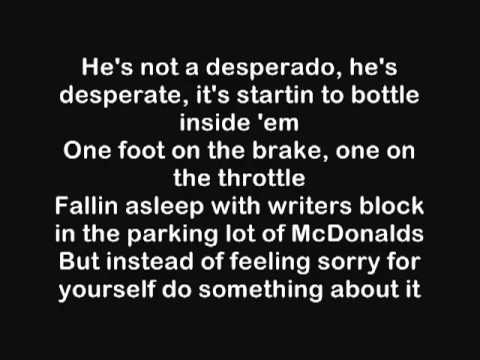 Eminem Talking To Myself lyrics YouTube