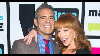 Andy Cohen Denies Drug Use Accusations by Kathy Griffin