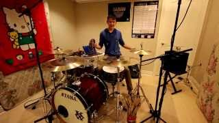 Charlie Puth - Marvin Gaye feat. Meghan Trainor - Drum Cover by Kenneth Wong