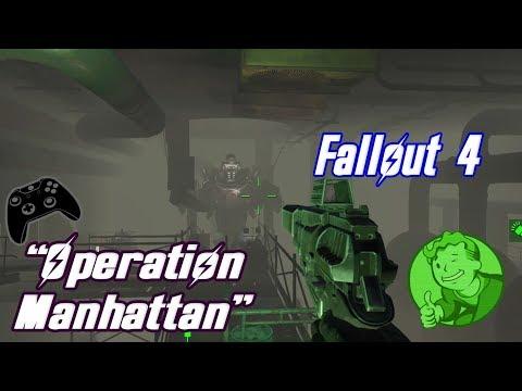 "Fallout 4 - ""Operation Manhattan - New York Quest"" (Challenge)"