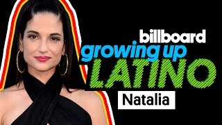 Natalia Jiménez On Her Favorite Spanish Foods, Childhood Celebrity Crush & More | Growing Up Latino