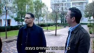 כתבת ערוץ 10 בבית ספר בכר אבן יהודה